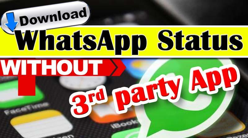 whatsapp status video app download