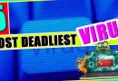 Top 5 dangerous Viruses ever created-Based on loss caused