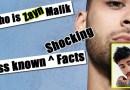 Zayn Malik Wiki Facts you will not find on Wikipedia