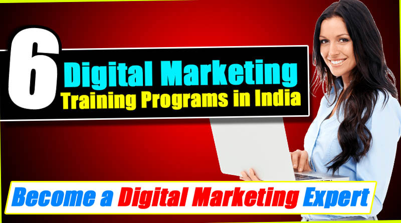 Digital Marketing Training Programs in India