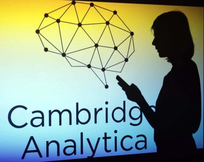 Cambridge Analytica data leak scandal