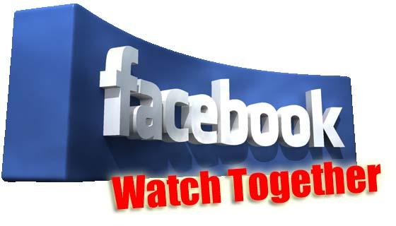 Facebook watch together