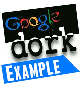 Google Dorks, List of Google Dorks And Injections-Google Hacks