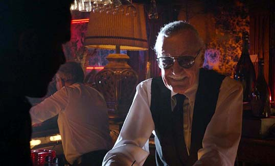 Stan Lee cameo in Ant-Man (2015)