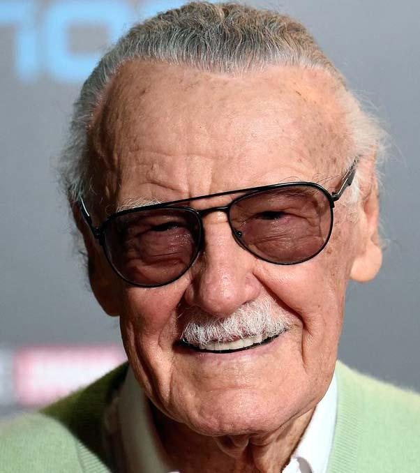 Stan lee Dies at 95 on november 12, 2018