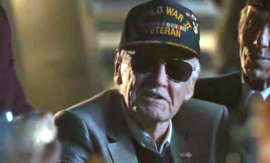 Stanlee in Avengers Age of Ultron (2015)