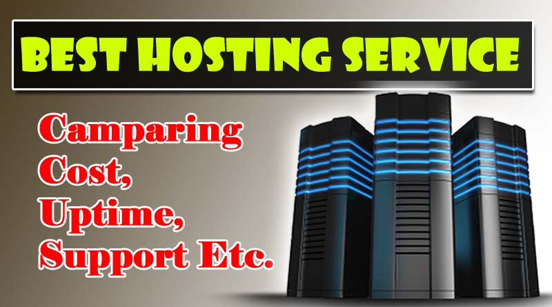 6 Best Hosting Provider Compared Cost, Bandwidth and Uptime