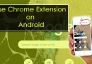 Install Chrome Extension on Android and iOS