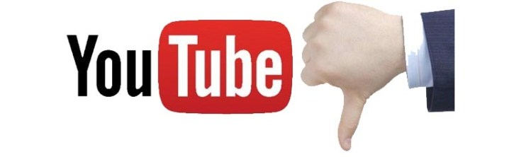 List of Top YouTube Video to Get Most Dislikes