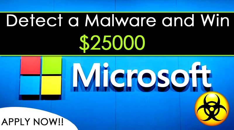 Microsoft Malware Detection Program Date, Process Reward