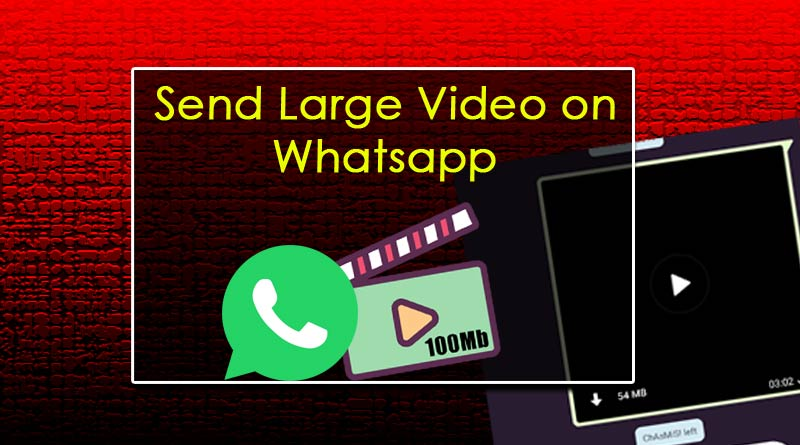 Sharing larger video files on WhatsApp Archives - Somnio360