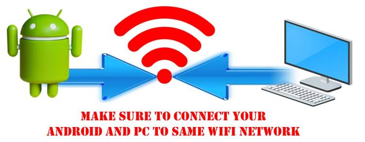 Transfer-data-from-Android-to-PC-over-Wifi