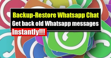 whatsapp backup restore from google drive