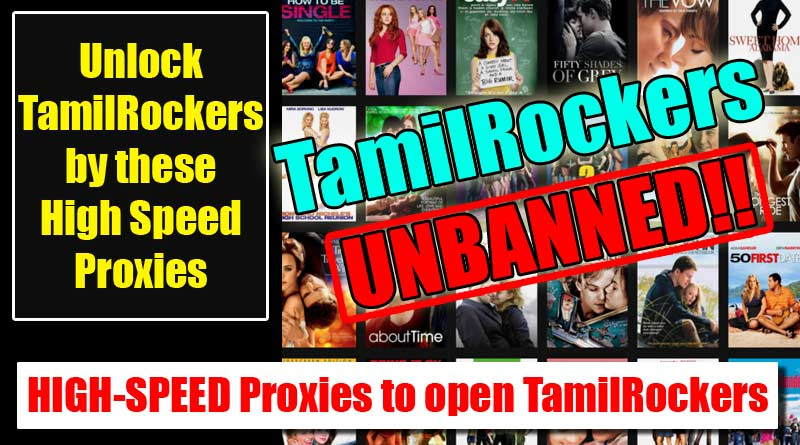 tamilrockers proxy list Archives - Somnio360