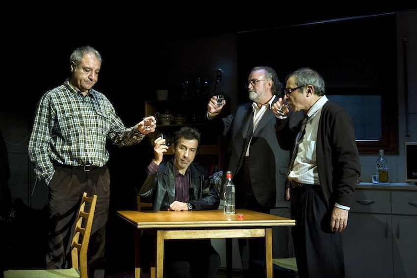 Els jugadors - Teatre Lliure - (c) Ros Ribas