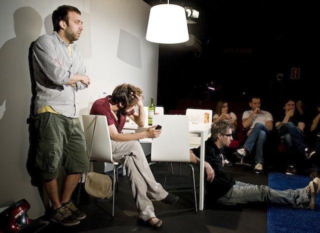 Litus - Sala Flyhard -  (c) Ivan Moreno / Time Out Barcelona.