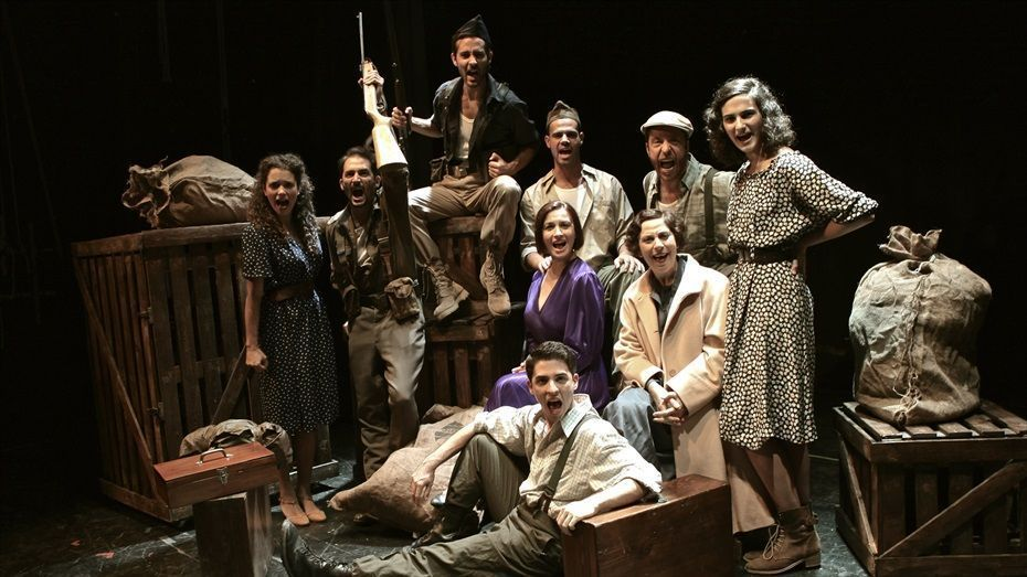Goodbye Barcelona - Teatre del Raval