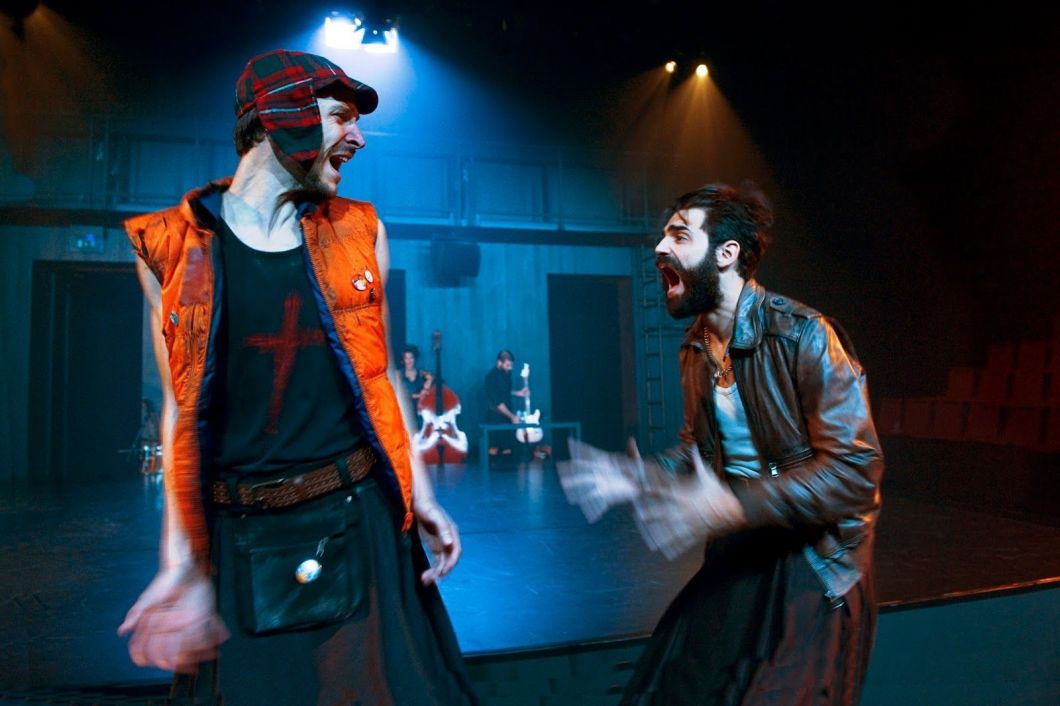 Victòria d'Enric V - Teatre Lliure - (c) Ros Ribas