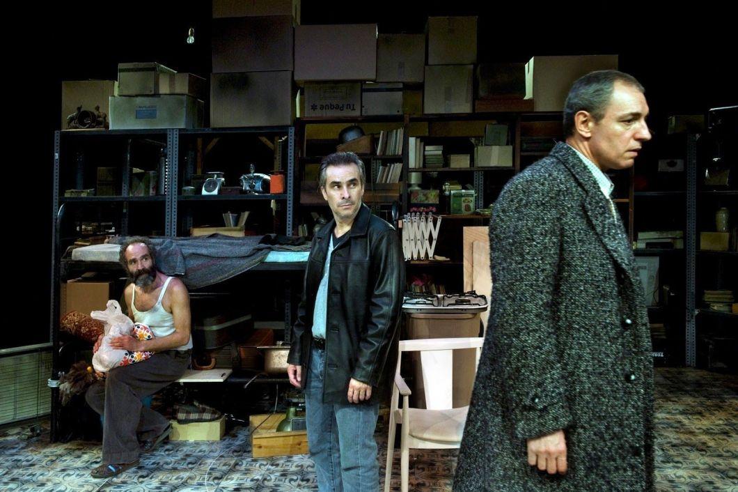 L'encarregat - Teatre Lliure - (c) Ros Ribas.