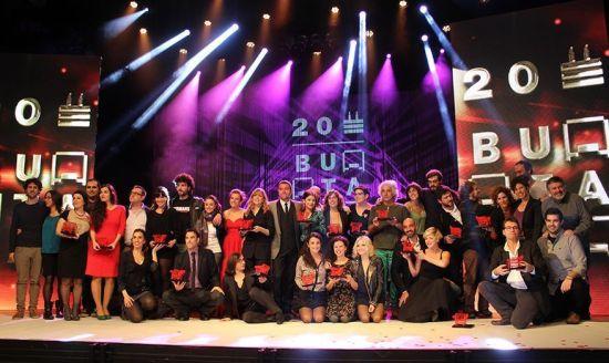 Premis butaca 2014 - (c) Neus Riba / Teatre Barcelona.