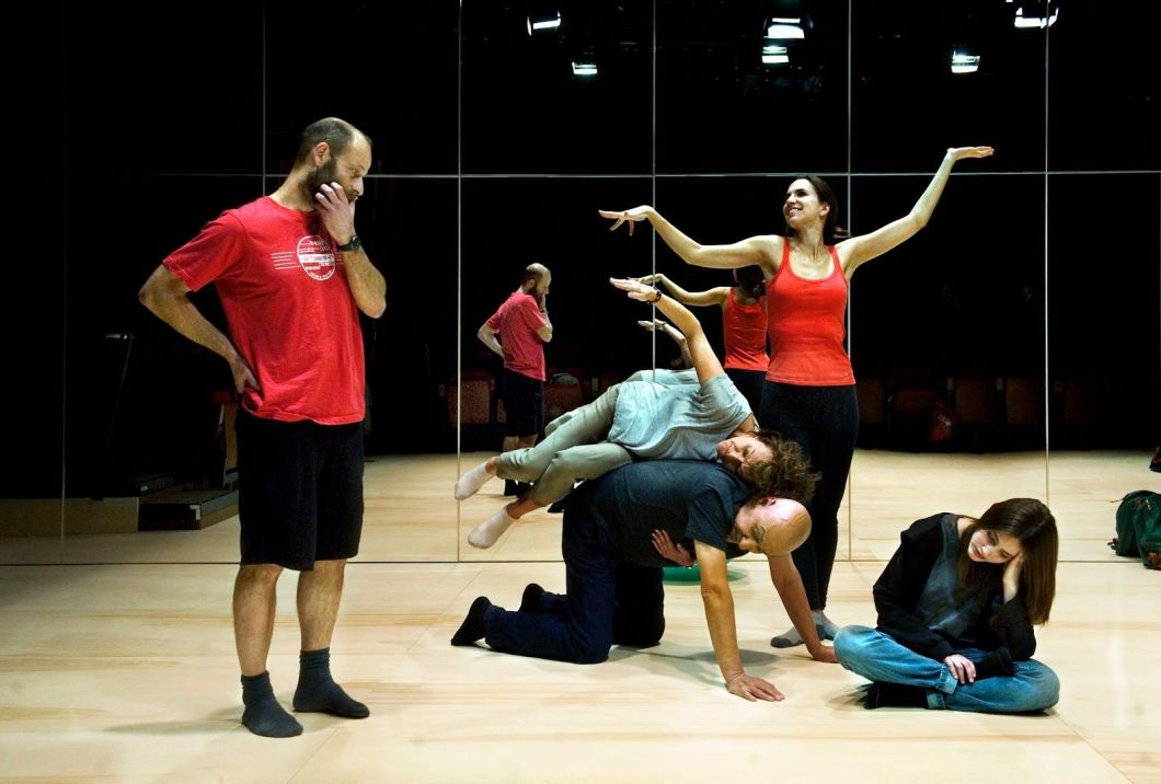 Joc de miralls - Teatre Lliure - (c) Ros Ribas