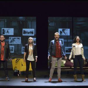 Guapos i Pobres. El musical - Teatre Goya - (c) David Ruano