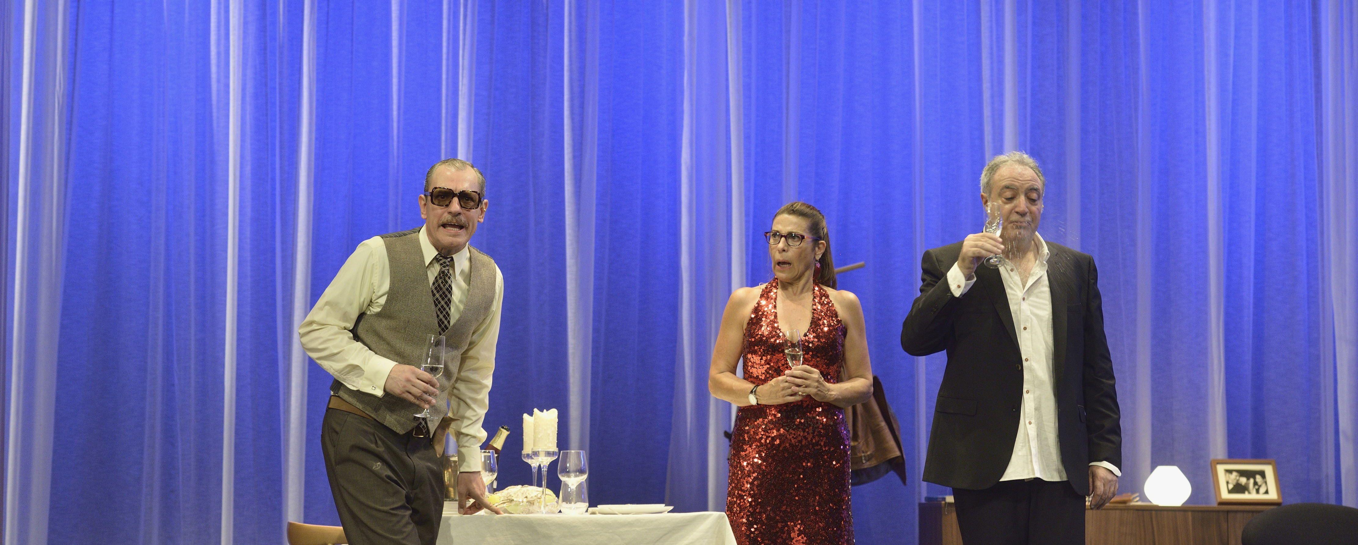 Caiguts del cel - Teatre Condal - (c) David Ruano