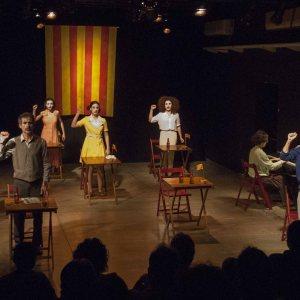 Catalunya Triomfant - Cia La Virtuosa - (c) Dolors Pena