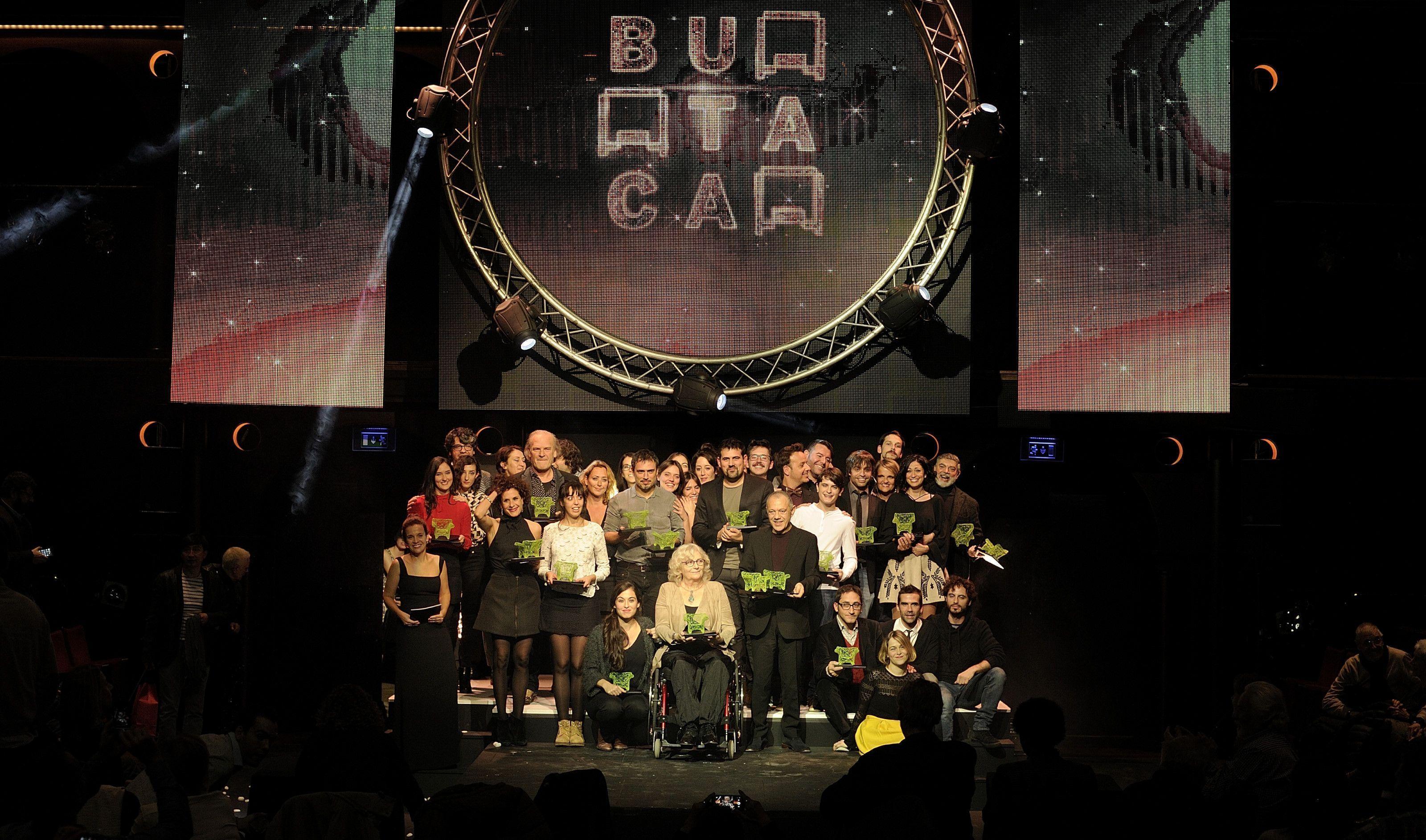 Premis Butaca 2015 - (c) Ruano Fotografia