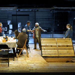L'ànec salvatge - Teatre Lliure - (c) Ros Ribas