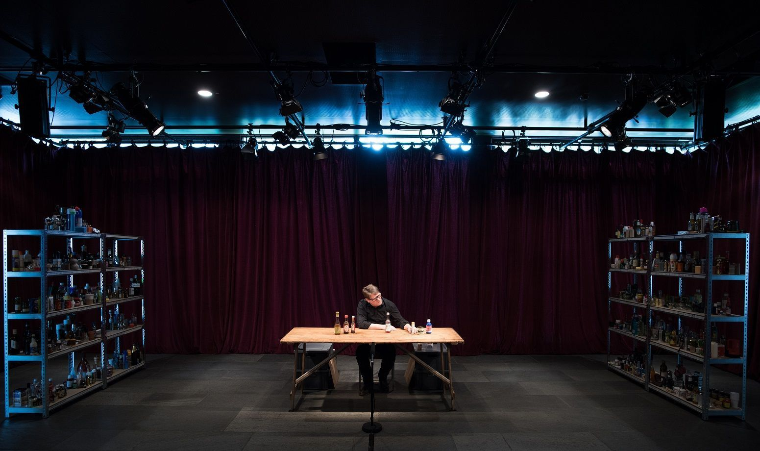 Table top Shakespeare - © tim etchells