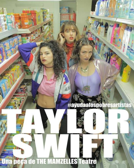 Taylor Swift - The Mamzelles