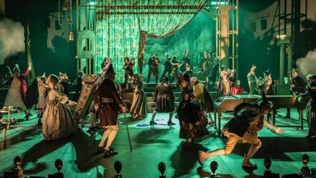 Amadeus - National Theatre - (c) Marc Brenner