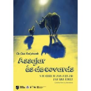 Assajar és de covards (c)Aarón Sanchez Gil