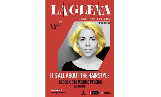 It's all about the hairstyle - La Gleva