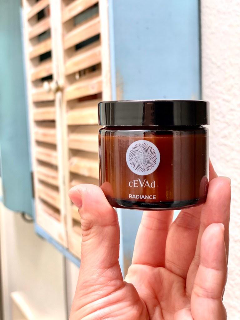 cEVAd cbd face moisturizer