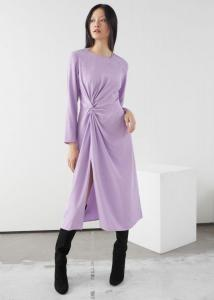 &others stories lilac dress