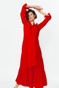 Zara-Ruffled-Dress