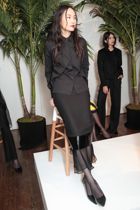 CHARLES YOUSSEF FW15 Presentation
