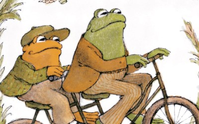 Children's book of the week: Frog & Toad