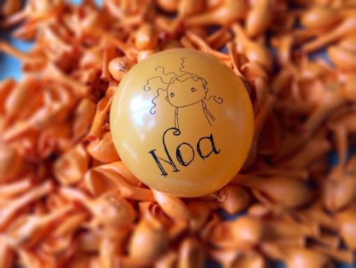 Noa ballonnen