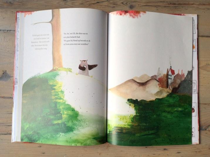 de boekenfabriek recensie prentenboek kinderen lezen voorlezen