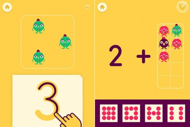 Quick Maths Jr. app review kinderen somoiso