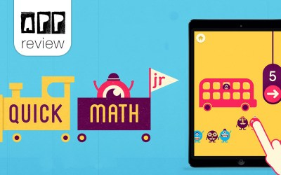 App review: Quick Maths Jr.