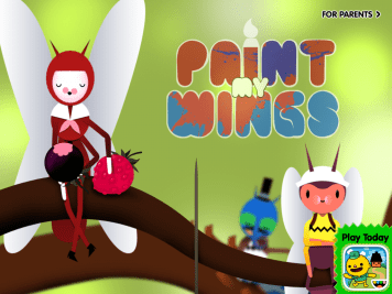 paint my wings app toca boca somoiso app review children