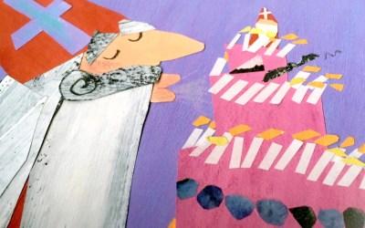 Boek: Hoe oud is Sinterklaas?