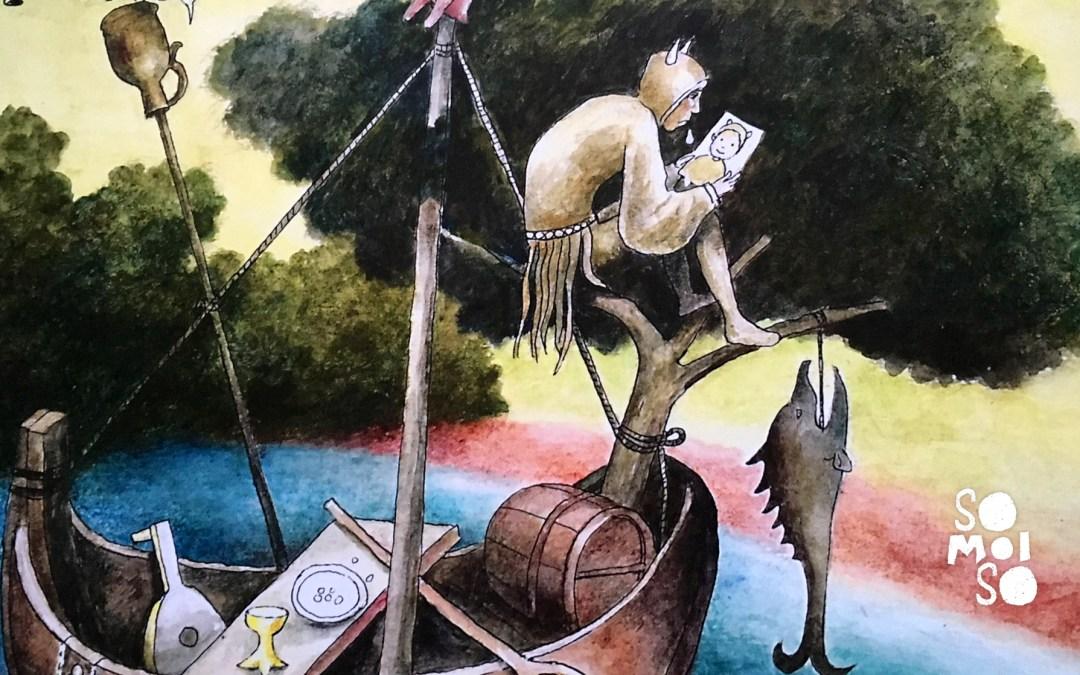 Kinderboek van de week: Bosch