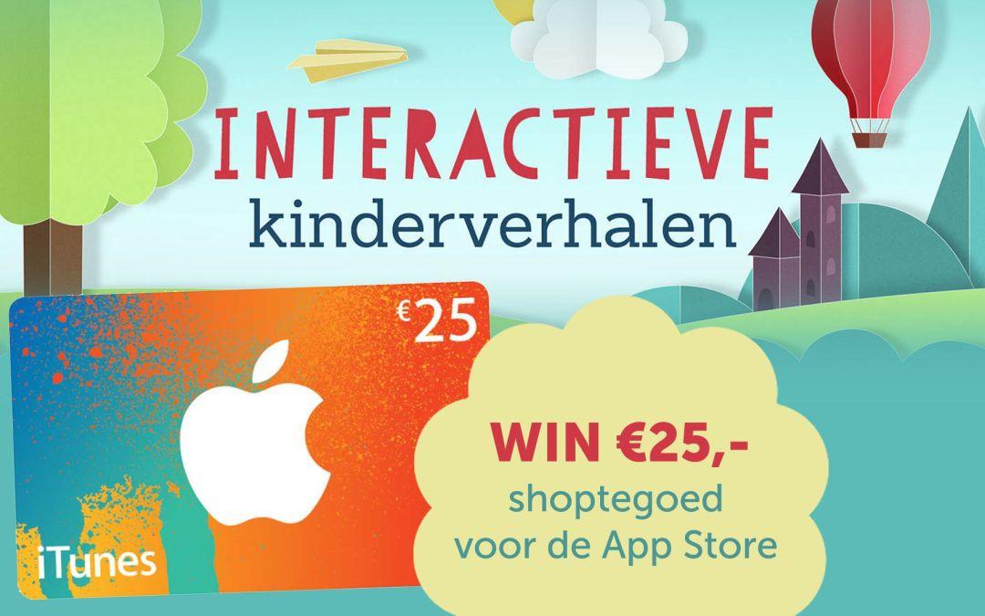 Winnen! €25 iTunes-tegoed
