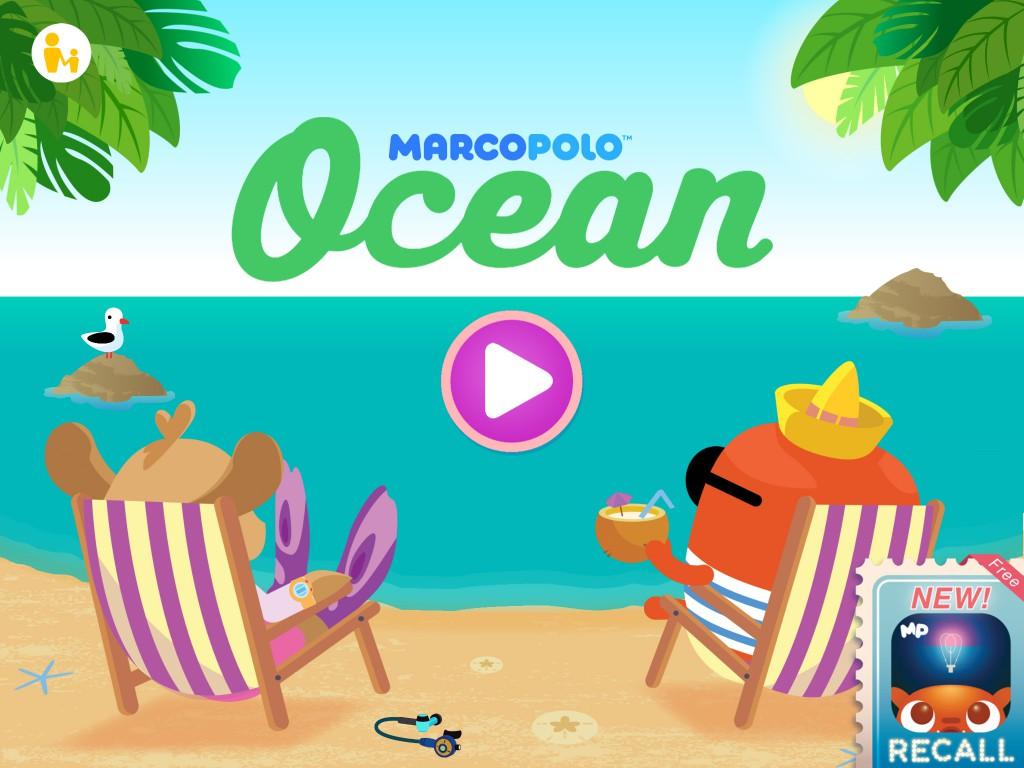 MarcoPolo Ocean kinderen ontdekken app tablet appreview 01MarcoPolo Ocean kinderen ontdekken app tablet app review