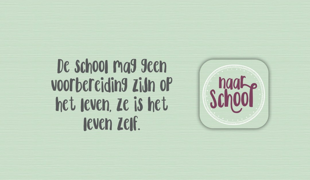 app naar school ouders kleuterschool